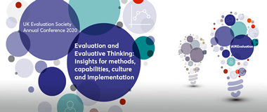 Evaluation and Evaluative Thinking: Insights for methods, capabilities, culture and implementation